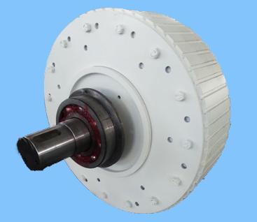 Alternador permanente do ímã de Ff-3kw / 273rpm / AC380V (PMG / PMA / Hydro)