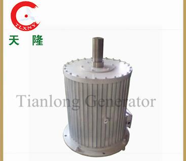Ffl-50kw/250rpm/AC400V Permanent Magnet Generator (PMG/PMA/Hydro)