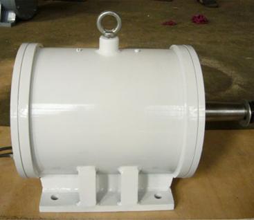 Ffl-10kw/ 150rpm/ DC240V Permanent Magnet Generator (PMG, PMA, Hydro)