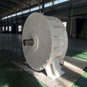 FF-50kw/60rpm/AC690V Permanent Magnet Generator (used in wind, hydro, tidal power)