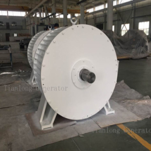 FF-30kw225rpmAC400V Permanent Magnet Generator (used in wind, hydro, tidal power)