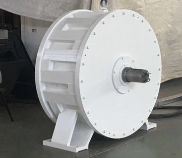 Alternador de ímã permanente Ffl-3kw273rpmAC380V (PMGPMAHydro)