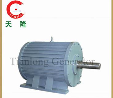 Générateur à aimant permanent Ff-100kw / 350rpm / AC690V (PMG / PMA / Hydro)
