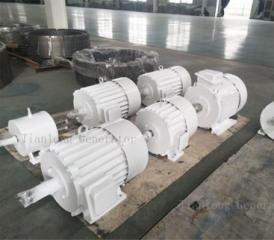 Turbina Eólica FF-20KW / 375rpm / AC400V