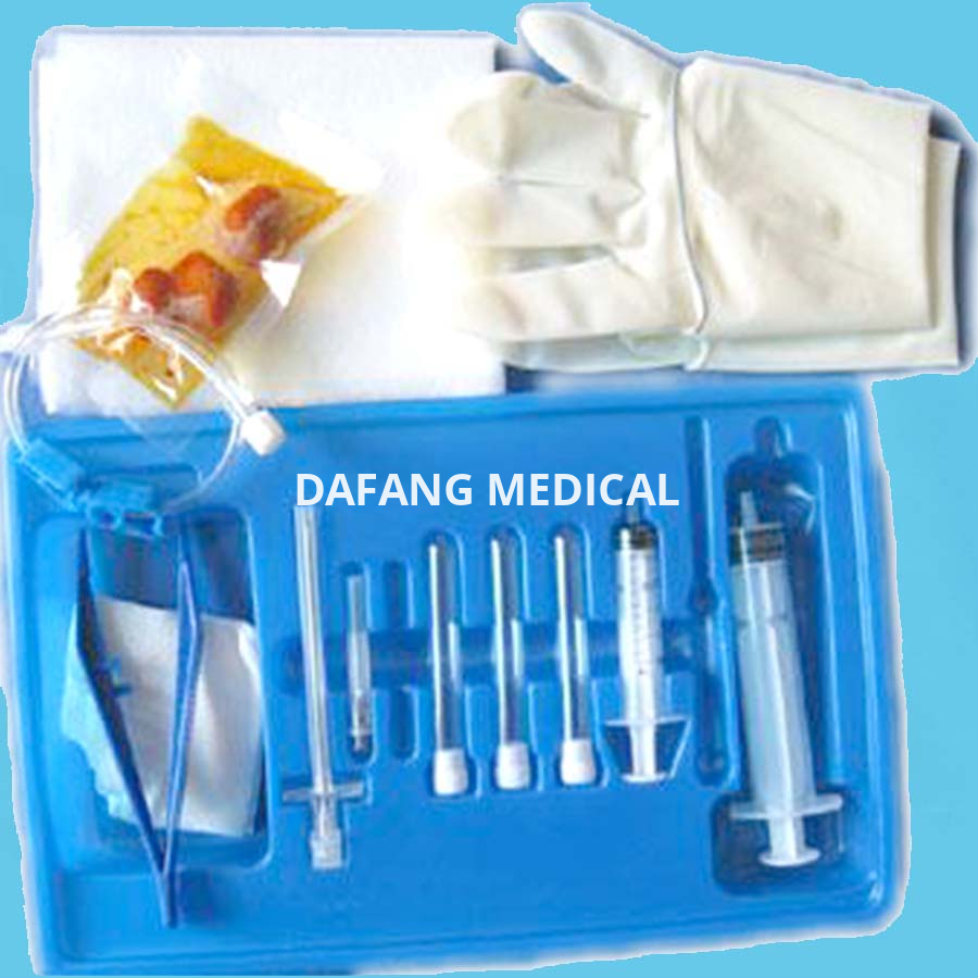 Disposable Medical Urethral Catheterization Kit