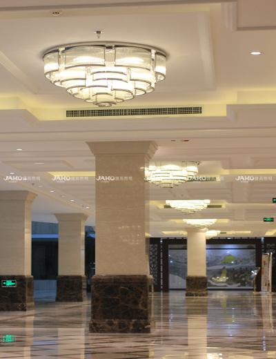 Khách sạn vườn lục địa Cát Lâm