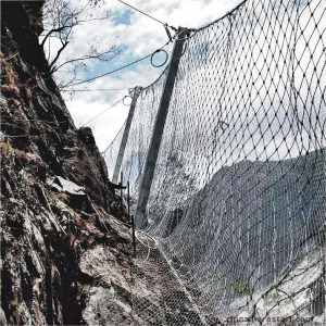 Mountain Skid Net