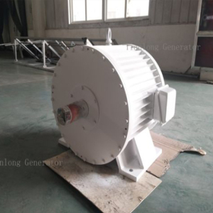 Horizontal Axis Wind Generator/Permanent Magnet Generator
