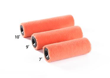 Roller Cover Polyester fiber  Nap Pipe diameter 48mm