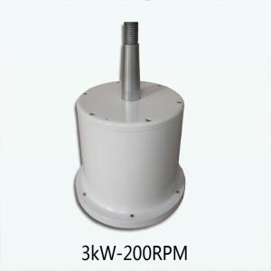 Permanent Magnet Ac Motor
