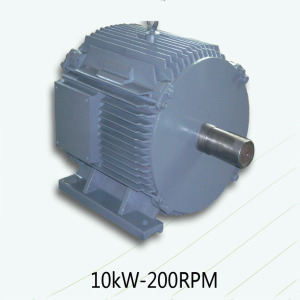 High Quality Generator 10kW-200RPM