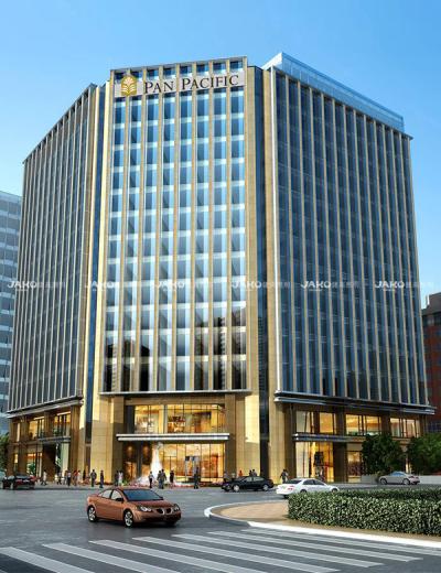 Tòa nhà Pan Pacific Bắc Kinh