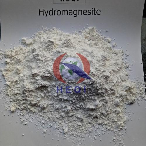 Hydromagnesite