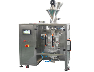 Single Lane Powder Packaging Machine