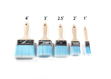 ​Brush PET brush wood handle