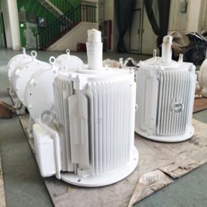 Aimant Permanent Haute Vitesse 75KW / 100rpm / AC400V