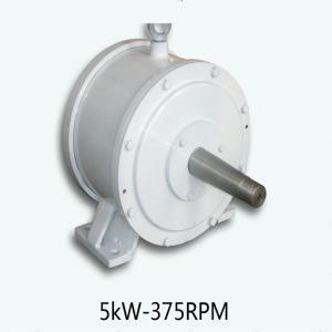 Permanent Magnet Motor Wind Generator