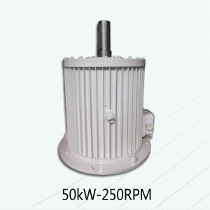 Hydro Turbine Fux Permanent Magnet Generator
