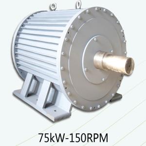 Générateur horizontal d'éoliennes à aimants permanents Pmg
