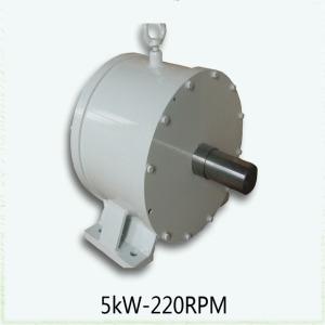 TidalEnergy Generator 5kW-220RPM