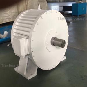 Permanent Magnet Generator FF-8KW/375rpm/AC380V