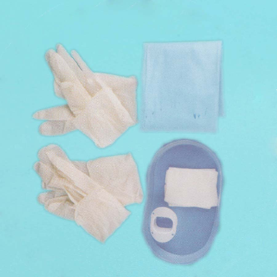 Disposable Gynecological Examination Kit