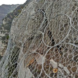 Slope Net Fitting Hook Flower