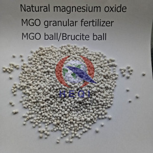 Fertilizzante all'ossido di magnesio