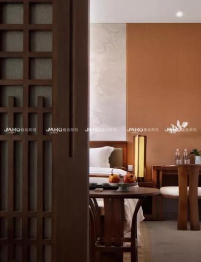 Thanh Đảo Narada Hotel kim loại bóng đèn phòng ngủ