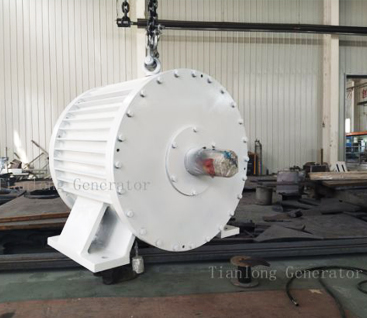 Générateur hydraulique alternateur