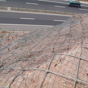 Road Slope Protection Net