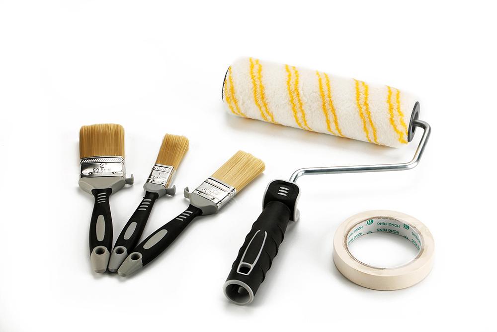5PCS Paint Roller Set 230mm Acrylic Paint Roller.jpg