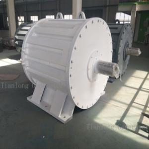 Professional Wind Turbine Generator  300KW/350rpm/AC690V