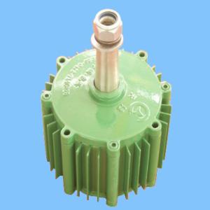 Générateur à aimant permanent pour turbine à eau
