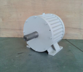Permanent Magnet Generator FF-1.5KW/360rpm/DC56V