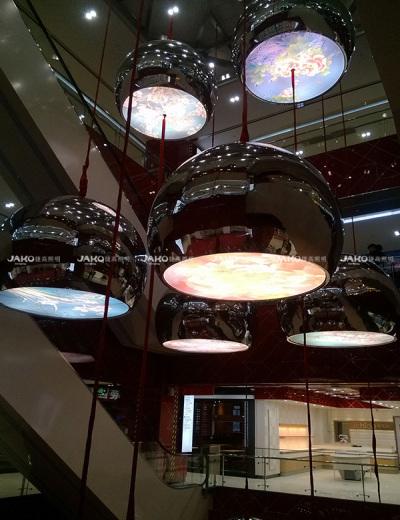 Thượng Hải số 1 cửa hàng đèn chùm cao tầng