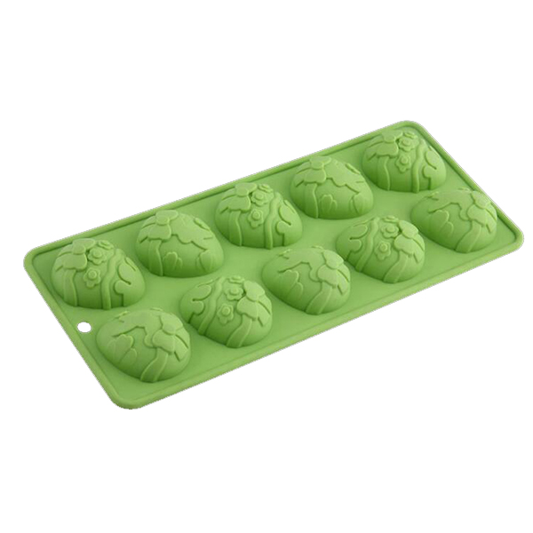 10 cups Easter Egg chocolate mold