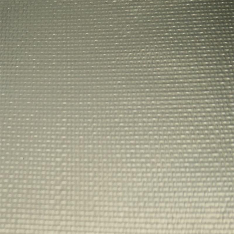 Aluminum foil fiberglass cloth laminate (flame retardant)