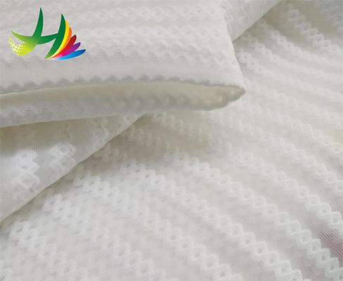 mesh air fabric 3d 100 percent polyester for women cloth,dress
