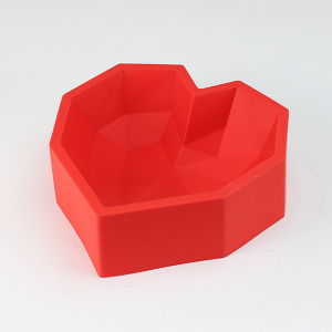 Silicone cake pan with newest design