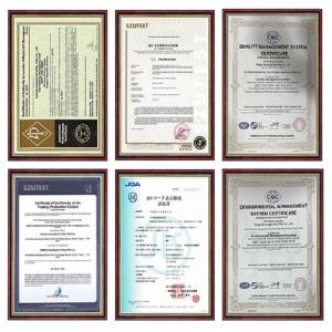 Estado de certificación