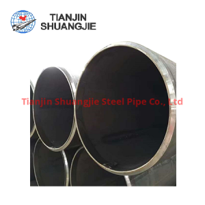 API 5L X65 high frequency welded pipe