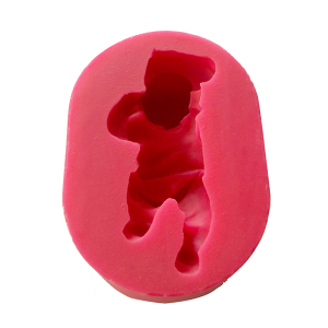 Soft candy mold