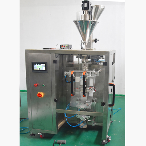 Vertical filling sealing packaging machine