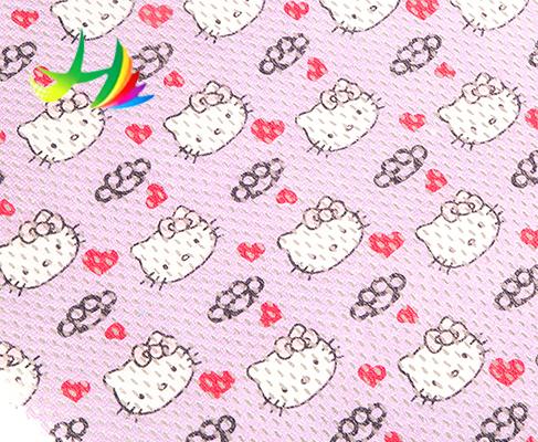 Printed Cloth Warp 3D Sandwich Air Mesh China Suppliers Knitted Fabric