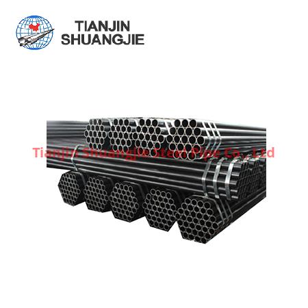BS EN39 ERW carbon steel pipe