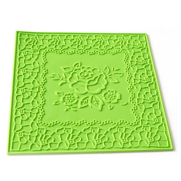 silicone rubber pad