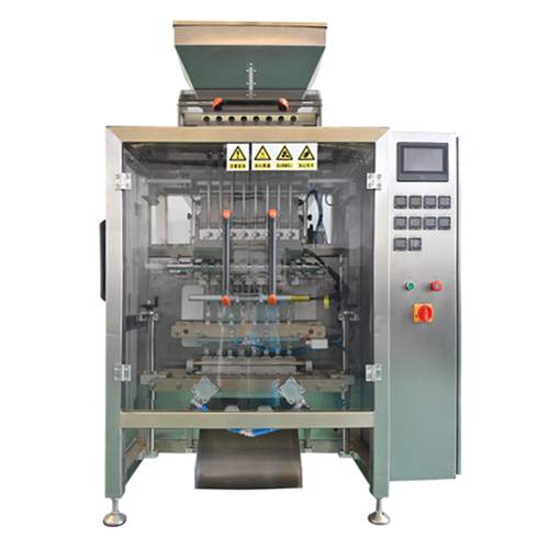 8 lane dessicant pellet packaging machine