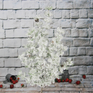 81Cm Artificial Decorative Christmas Spray With Snow