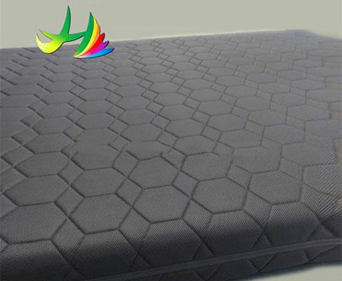 3D air  mattress, quilted breathable mattress, tatami